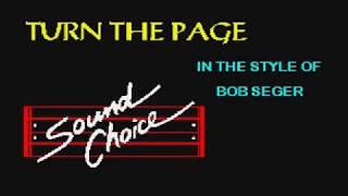 Download lagu Bob Seger   Turn The Page Karaoke