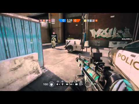 Rainbow 6 not so tactical, tacticalness