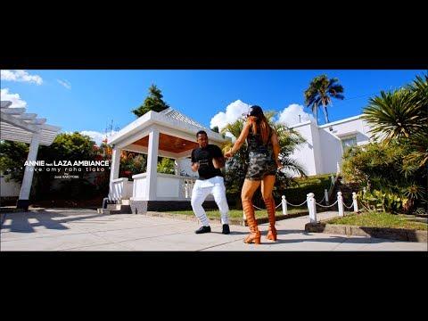 ANNIE de MADAGASCAR feat LAZA AMBIANCE - Love amy raha tiako -