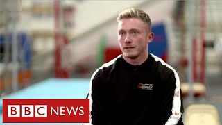 """Olympic medalist Nile Wilson speaks of """"culture of abuse"""" in UK gymnastics - BBC News"""