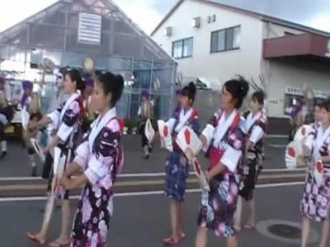 儀間青年会20120902 道ジュネー 2/5