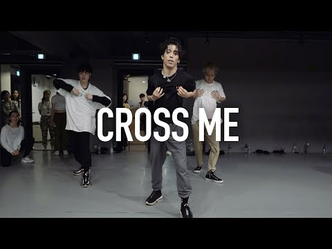 Cross Me - Ed Sheeran ft.Chance The Rapper & PnB Rock / Koosung Jung Choreography