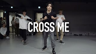 Cross Me Ed Sheeran ft Chance The RapperPnB Rock Koosung Jung Choreography
