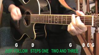 3 STEPS TO HEAVEN - (Eddie Cochran) Lyrics & Chords