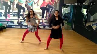 Choreography on Aa Ante Amlapuram   choreography  by APURVA   feat. SHWETA  
