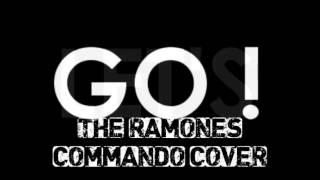 The Ramones - Commando (Cover Instrumental)