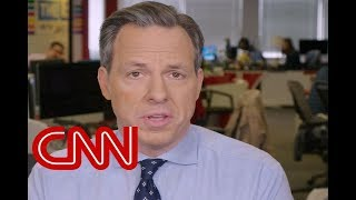 Jake Tapper fact-checks VP on election interference