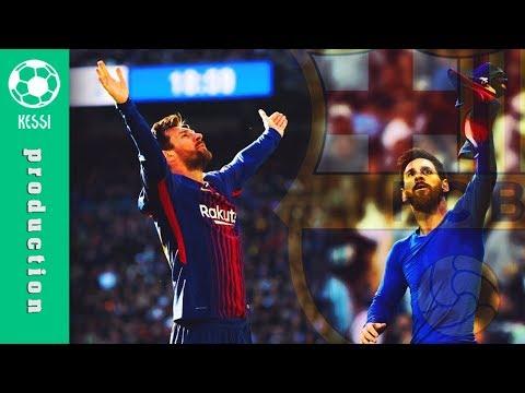 Leo Messi All 26 Goals vs Real Madrid ? EL CLASICO 2018