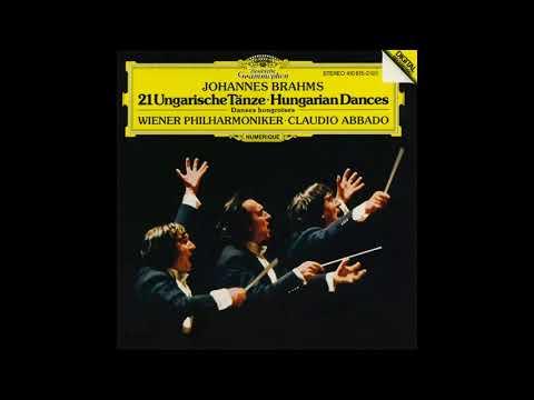 Johannes Brahms - Hungarian Dance No. 1 In G Minor - Claudio Abbado