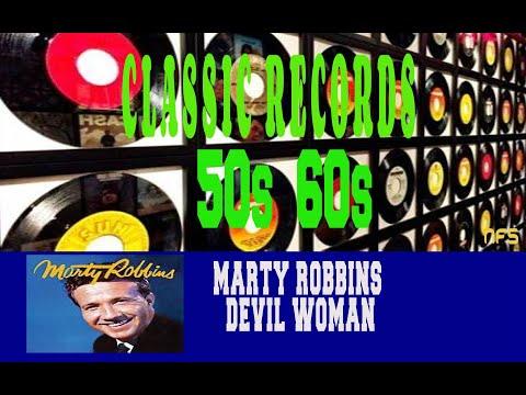 MARTY ROBBINS - DEVIL WOMAN