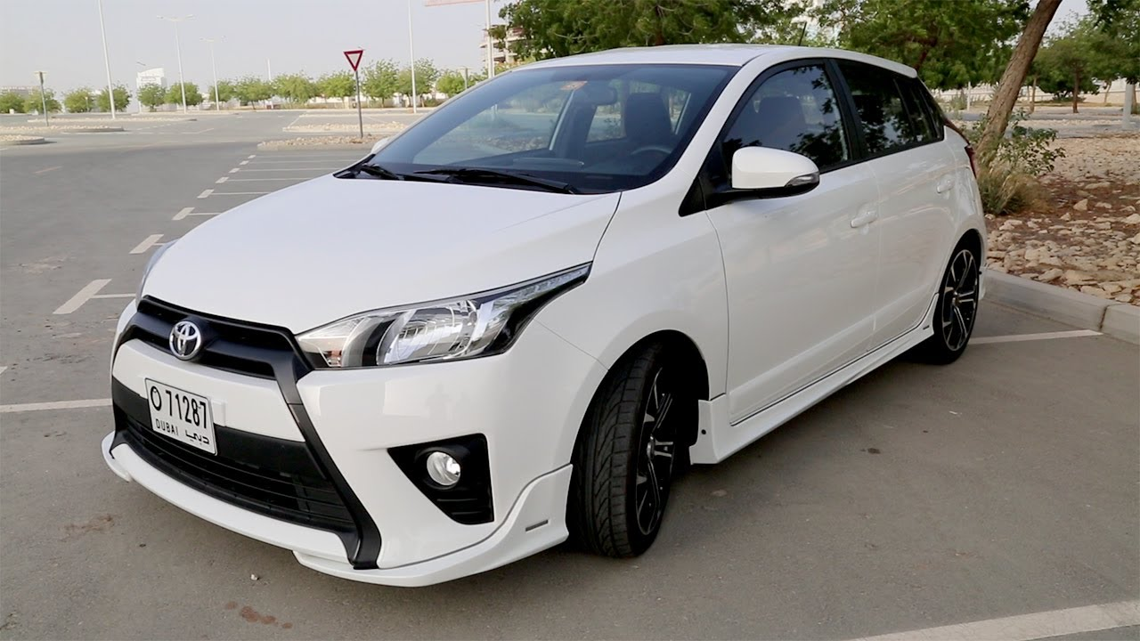New Yaris Trd Toyota Agya Sportivo Pretty Girl Gone Wild Youtube