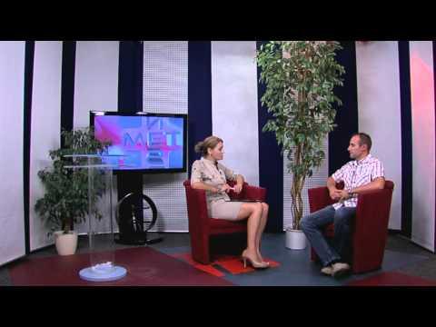TV Bratislava - Metro Dnes - hosť Peter Krištín