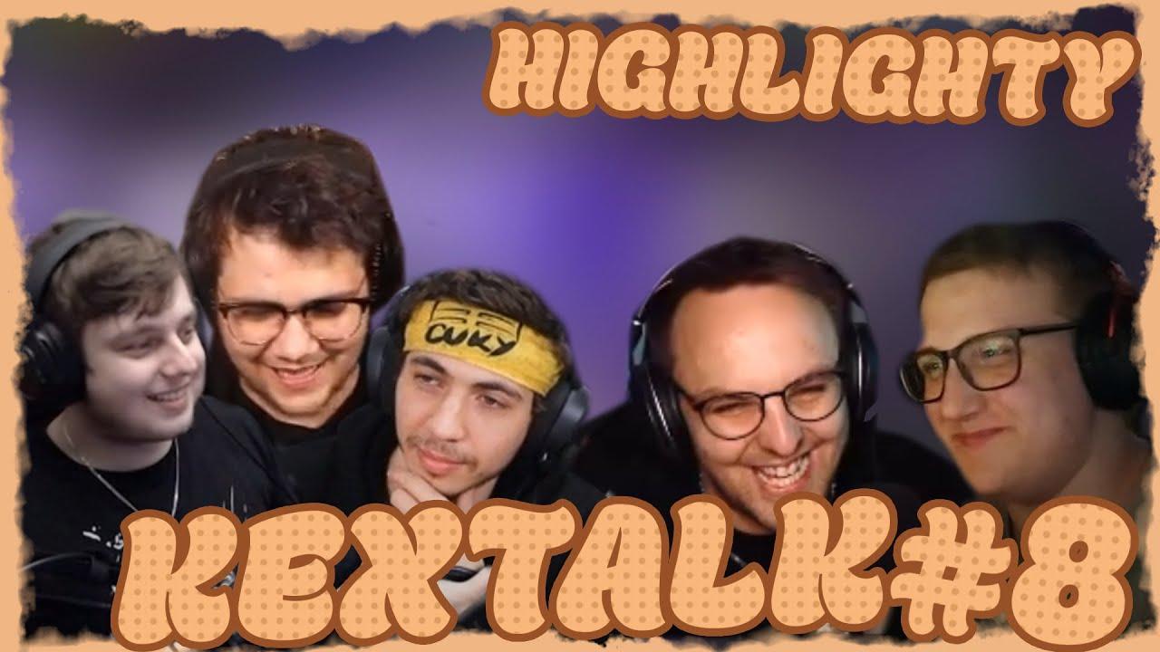 KEXTALK #8 HIGHLIGHTY ZE STREAMU! - Kex Crew