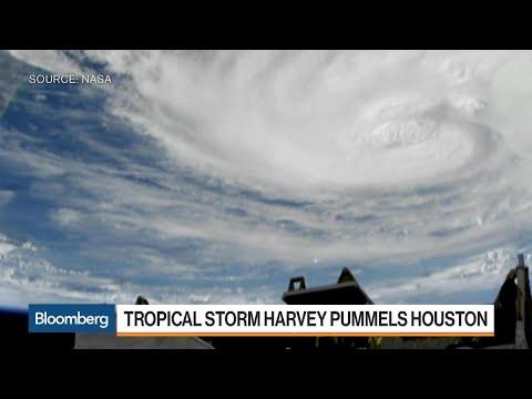 Harvey Hits Heart of Texas Energy Industry
