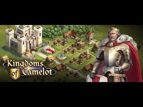 Kingdoms of Camelot como subir de poderio rapido
