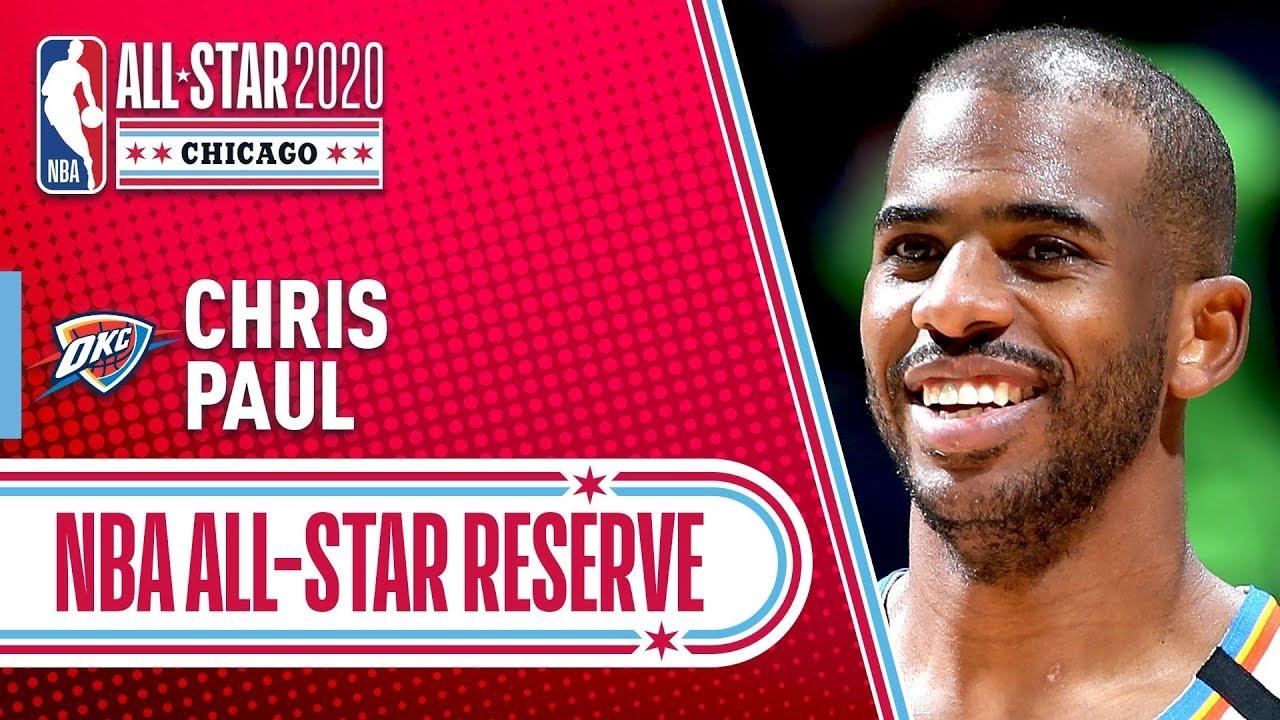 Chris Paul 2020 All-Star Reserve | 2019-20 NBA Season