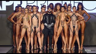 The Black Tape Project Runway Show - Swim Week 2019