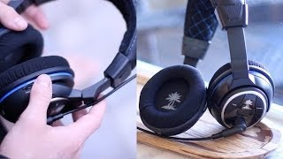Turtle Beach PX4 Gaming Headset Review!