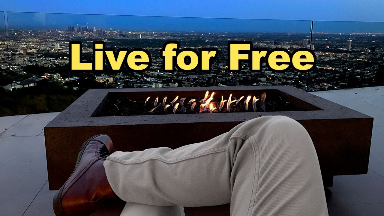How to live for free 23