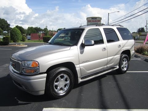 SOLD 2004 GMC Yukon Denali Meticulous Motors Inc Florida For Sale