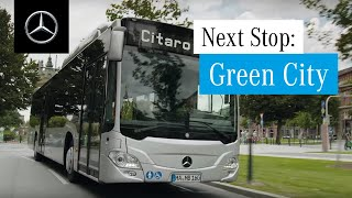 Mercedes-Benz Citaro NGT | Trailer