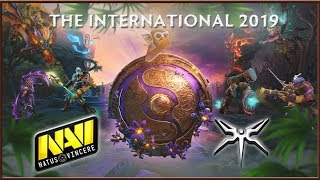 VICI GAMING vs TNC PREDATOR ПЛЕЙ ОФФ █ THE INTERNATIONAL 2019 DOTA 2