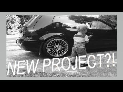 New Project Car? - A Day In The Garage