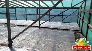Внутри теплицы для рассады(, 2014-08-19T14:43:34.000Z)