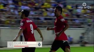 Resumen de Cádiz CF vs RCD Mallorca (1-1)