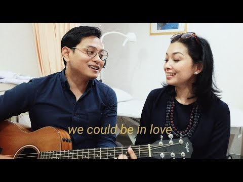 WE COULD BE IN LOVE (ALGHUFRON & dr. MYRA) COVER