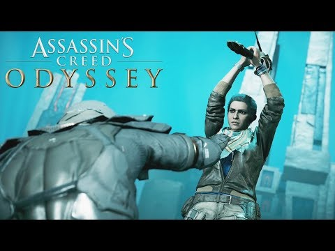 Assassin's Creed Odyssey THE FATE OF ATLANTIS Episode 1 All Cutscenes Movie (Game Movie)