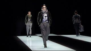Emporio Armani - 2016 Fall Winter Menswear Collection