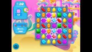 Candy Crush Soda Saga Level 166 No Boosters
