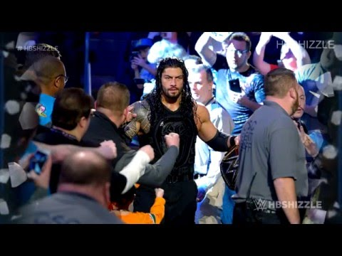 2014-2016: Roman Reigns 3rd WWE Theme Song -