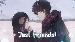 Nightcore - Just Friends || Lyrics
