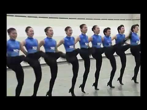 【溌溂ラインダンス】宝塚歌劇団第101期生稽古風景 元気な掛け声とはじけるフレッシュな笑顔に感涙!