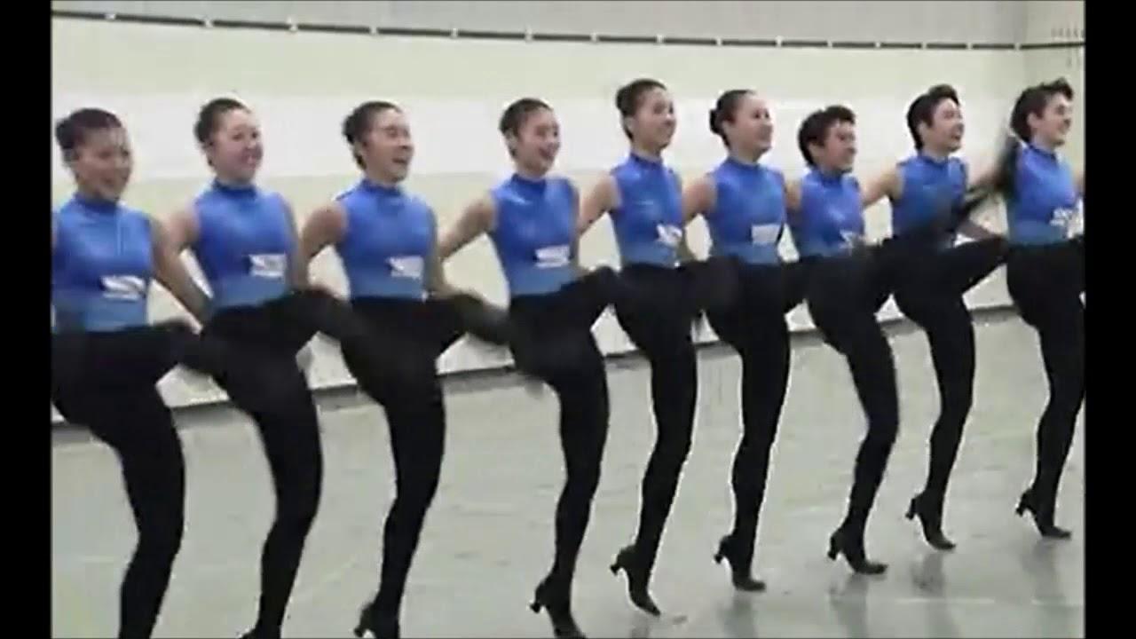 ライン ダンス 宝塚