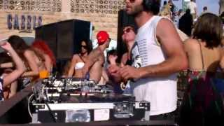 Open Air Beach Party - Tel Aviv, Jaffa (DJ Stephan Bazbaz)