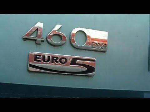 ОБЗОР Renault Magnum EURO 5