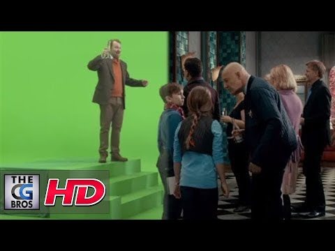 "CGI VFX Breakdowns HD: ""VFX Breakdown: ""Lassemaja"" - by MadCrew / Stiller Studios"