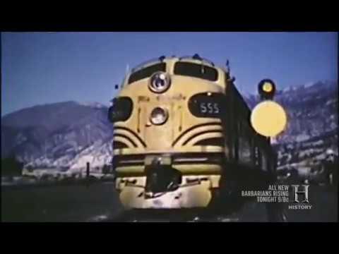 Diesel Locomotives   Modern Marvel Documentary
