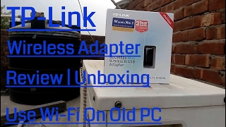 How To Use TP Link 300MBPS WN823N Wireless Adapter | Unboxing | Review | Hindi