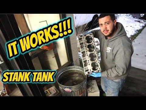 DIY $35 HOT TANK