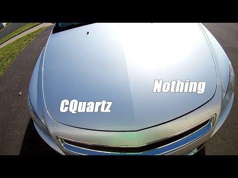 Daily Driven Ceramic Coating 1 Month Update Cquartz Pro Vs Nothing Youtube