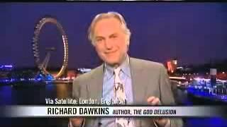 Richard Dawkins fala sobre Deus, um Delírio.