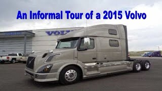 An Informal Tour of a 2015 Volvo