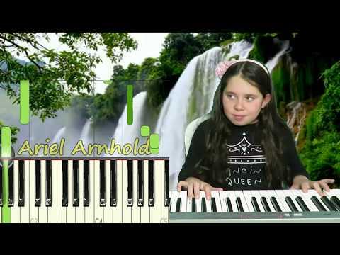 10000 REASONS Piano Tutorial  DIES MIL RAZONES  Facil Partitura PDF Midi sheet music niña