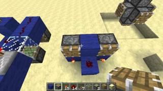 Minecraft - Smart Pistons
