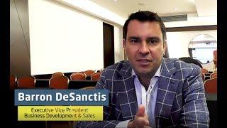 E-Commerce solutions -Barron DeSanctis, EVP Business Development & Sales