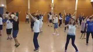 """""""ישראל שלי"""" - הורה ה- 70 - ריקודי עם - מחול ישראלי"""